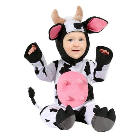 Infant Happy Cow Costume - image 1 of 1