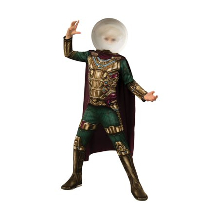 Spider-Man Far From Home: Mysterio Kids Costume