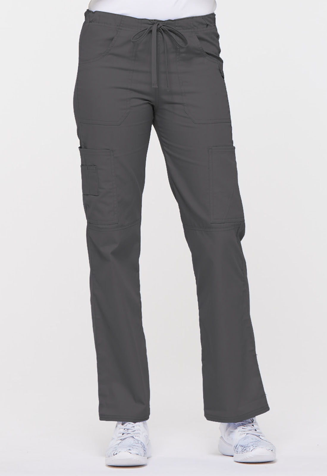 Men's slim work pants