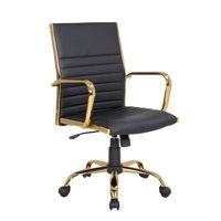 Gold Office Chairs Walmart Com