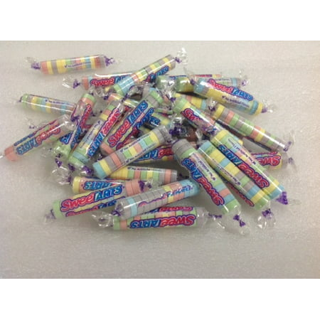 Sweet Tarts Candy Rolls 2 pounds original twists bulk wrapped candy - Sweet Tart Candy