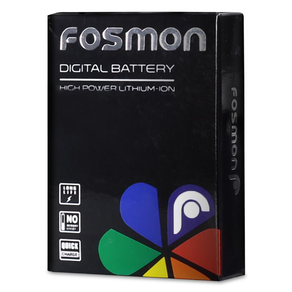 Fosmon Battery Pack for Fujifilm NP-50 / Pentax D-LI68 / Kodak KLIC-7004 - 1400 mAh