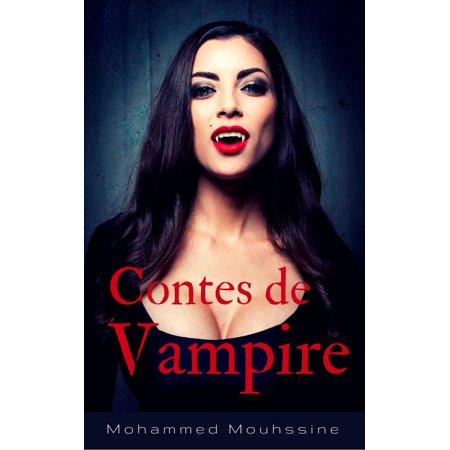 Contes de Vampire - eBook (Photos De Vampire D'halloween)