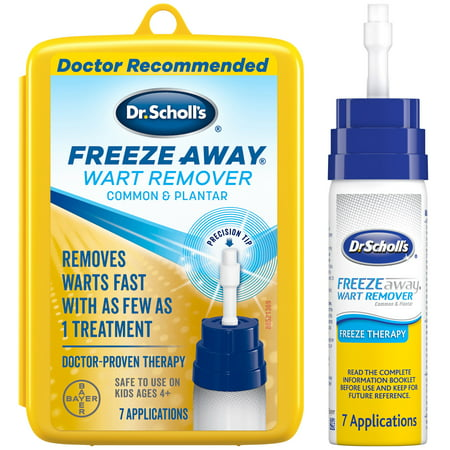 Dr. Scholl's Freeze Away Wart Remover, 7