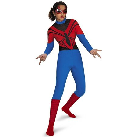 Spider Girl Size 11 To 14 - Spider Girl Costumes