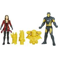 Marvel Captain America Civil War Concept Series Iron Man vs Scarlett Witch