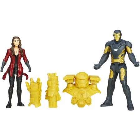 Iron Man Civil War (Marvel Captain America Civil War Concept Series Iron Man vs Scarlett)
