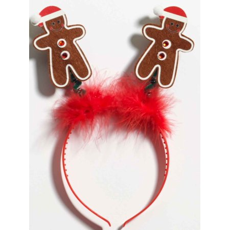 Gingerbread Bopper Costume Headband](Gingerbreadman Costume)