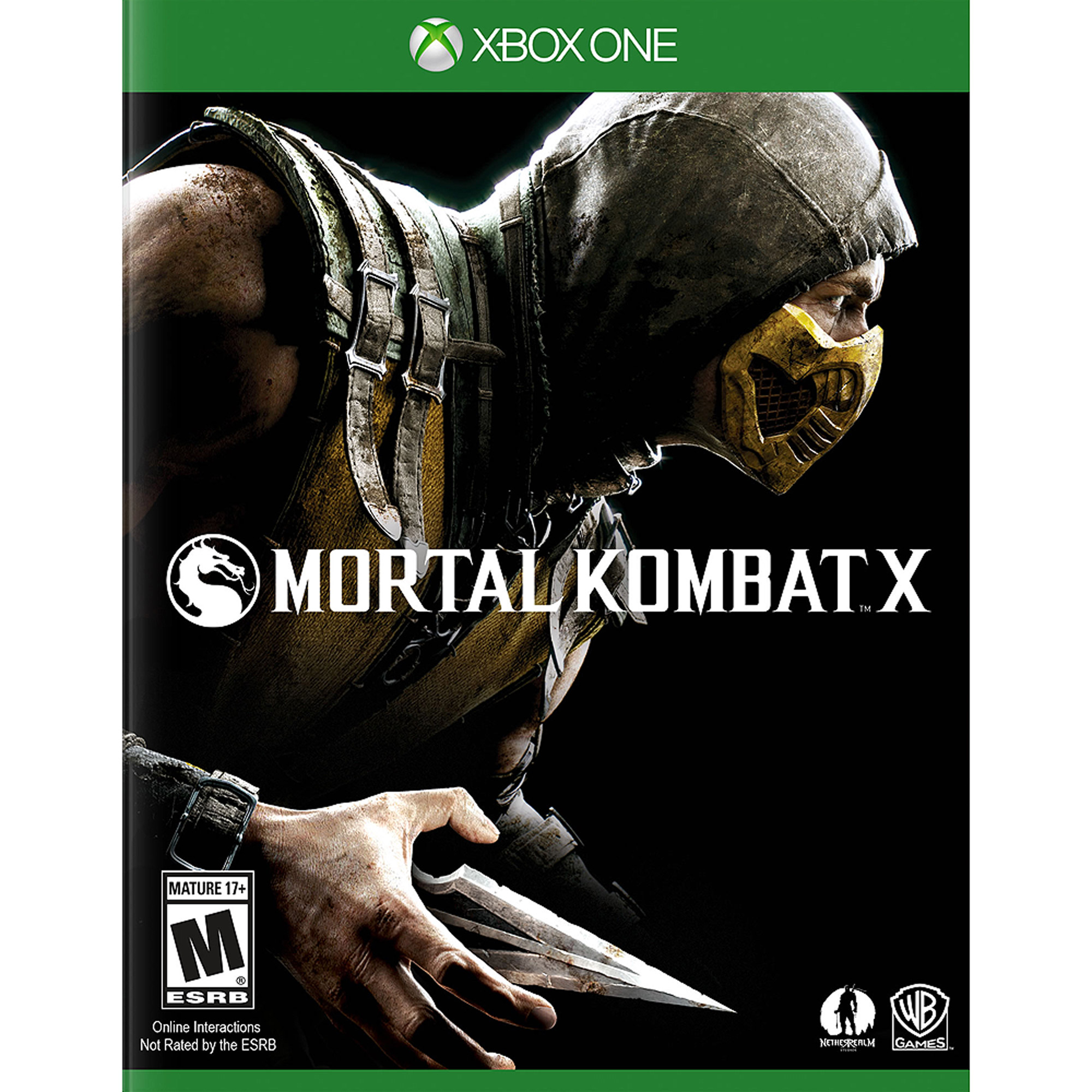 Mortal Kombat X for Xbox One by Warner Bros