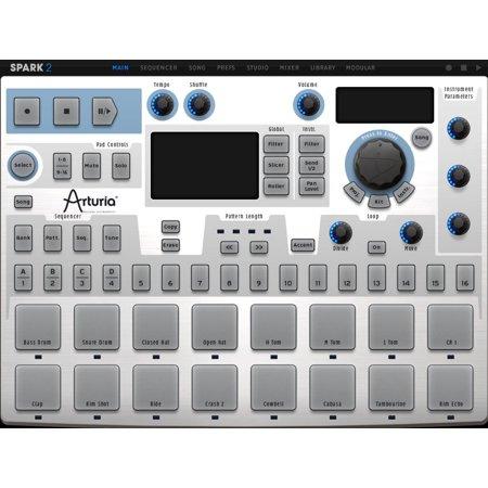 Arturia Spark 2 : arturia spark 2 virtual software synthesizer download ~ Hamham.info Haus und Dekorationen