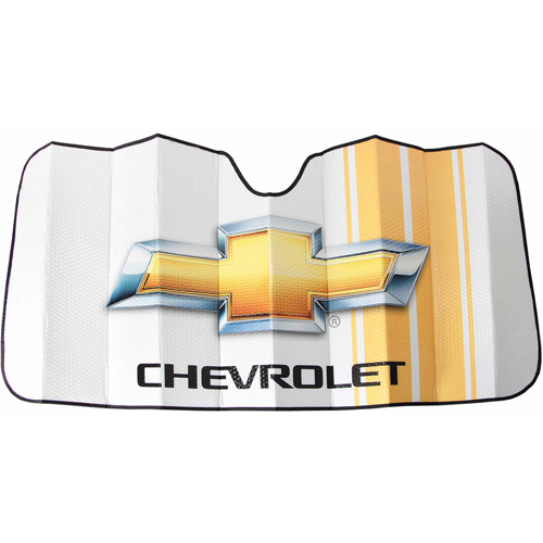 Plasticolor Sunshade, Chevy Racing