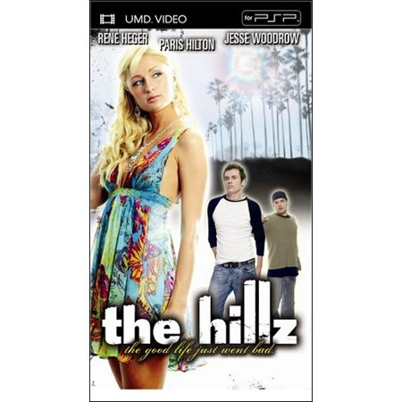 The Hillz UMD for Sony PlayStation PSP Video Movie - (Andre Blair / Mike Travis / Saran Barnun) Psp Umd Cleaning System