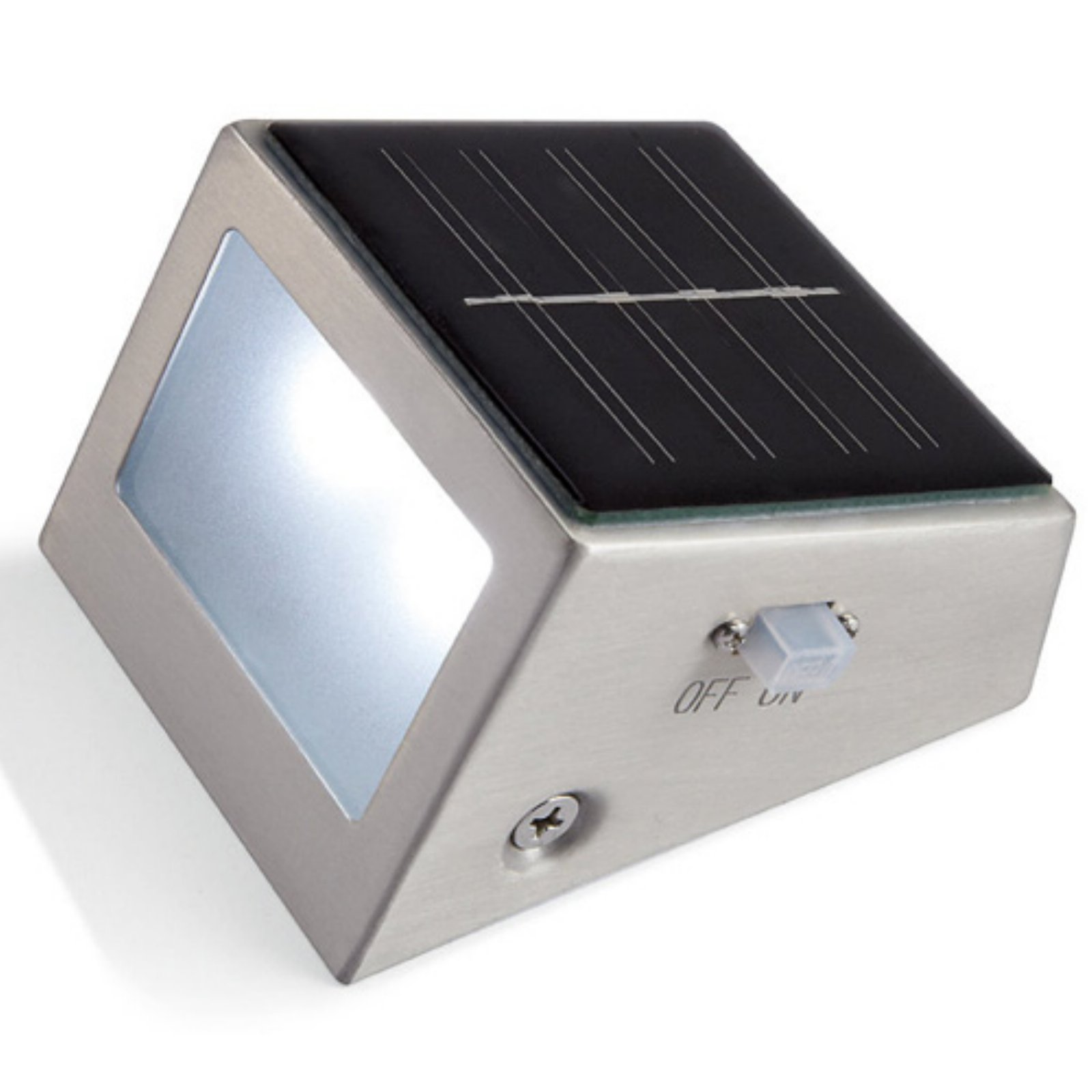 Pomegranate Solutions 10 Hour Solar Step Light