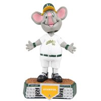Oakland Athletics Stadium Lights Mascot Bobblehead