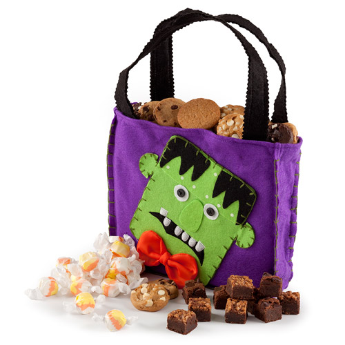 Mrs. Fields Fright Night Tote Treat-Filled Bag
