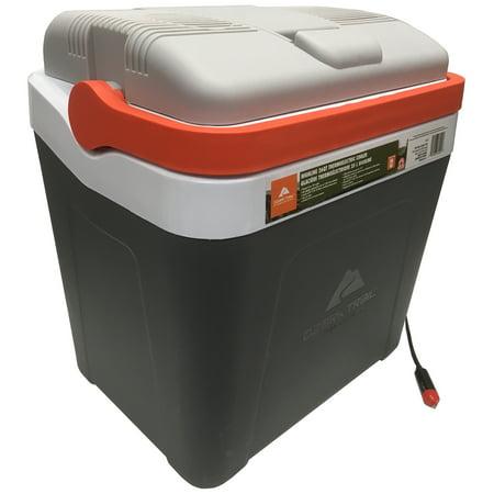 Ozark Trail HighLine 26 Quart 12-volt Electric Cooler (25L ), 30 can