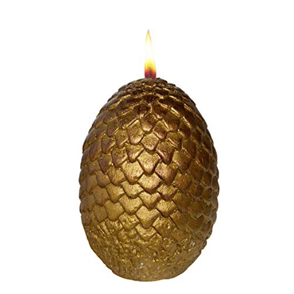 Official Game of Thrones Daenerys Dragon Eggs Candles Set