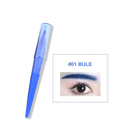 Optional Kit (Eyeliner Gel Pen Long Time Wearing Waterproof Eye Liner Makeup Liquid Kit Multicolor Optional )