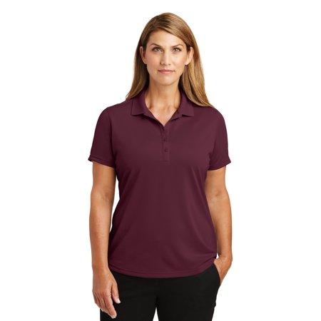 Cornerstone® Ladies Select Lightweight Snag-Proof Polo. Cs419 Maroon Xl - image 1 de 1