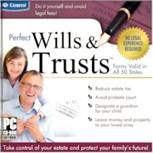 Cosmi Perfect Wills And Trusts [windows 98/me/2000/xp]