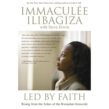 Led by Faith : Rising from the Ashes of the Rwandan (Jewelry Made From Ashes Of Loved Ones)