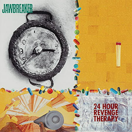 24 Hour Revenge Therapy (Vinyl) (Marshall Tucker Band 24 Hours At A Time)