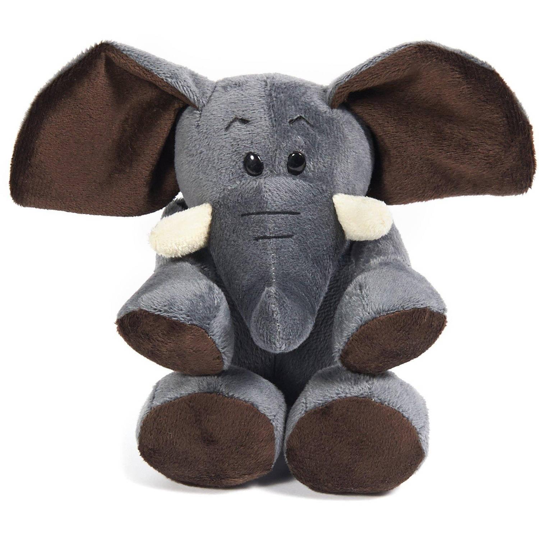 Generic Elephant Stuffed Animal, 4 - Pack