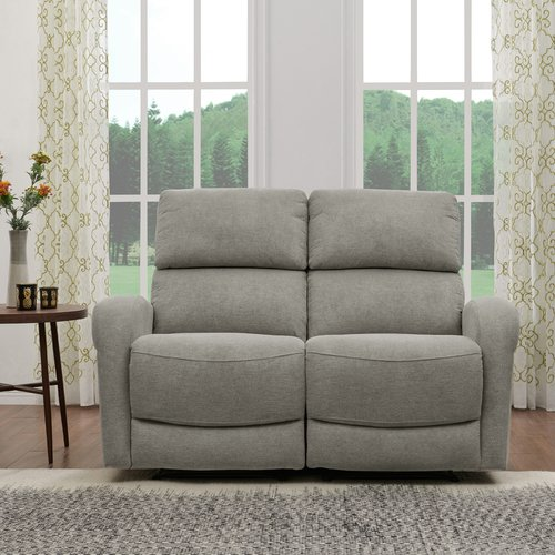 Winston Porter Sturgeon Reclining Loveseat