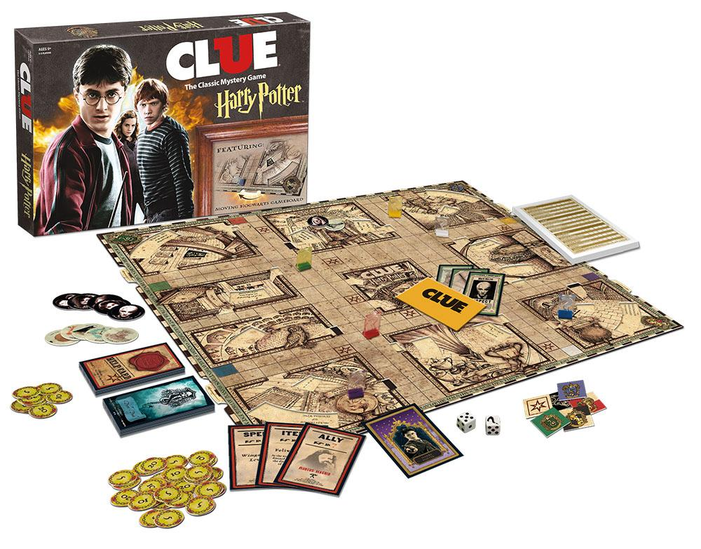 Clue: Harry Potter (Other) by Temp Manufacturer
