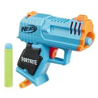 Fortnite Micro HC-R Nerf MicroShots Dart-Firing Toy Blaster and 2 Official Nerf Elite Darts