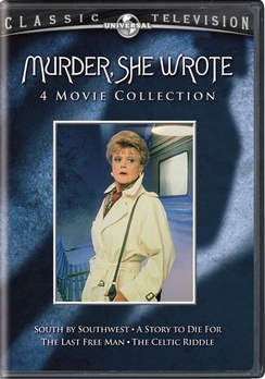 Murder, She Wrote: 4 Movie Collection (DVD) by Ingram Entertainment
