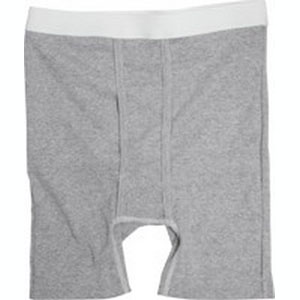 OPTIONS Men's Boxer Brief with Built-In Barrier/Support, ...