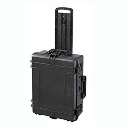 YCS 4014426 27.05 x 20.79 x 14.80 in. Plastica Waterproof Case - Black - image 1 de 1