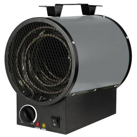 King Pgh2440tb 240v 4000w Portable Shop Heater Grey