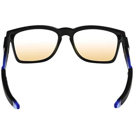 693fc73cc7 Oakley Men s Catalyst OO9272-22 Black Square Sunglasses - image 1 ...