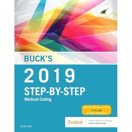 Buck's Step-By-Step Medical Coding, 2019 Edition (Best Medical Coding Schools)