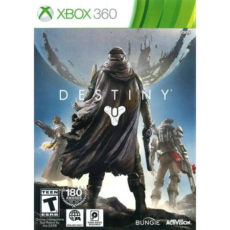 Destiny  Xbox 360  Activison  47875846579