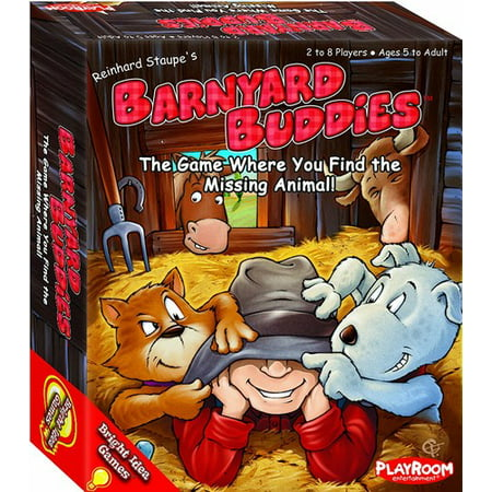 BarnYard Buddies - The Game Where You Find the Missing Animal! - Barnyard Animals