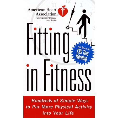 American Heart Association Fitting in Fitness - (American Heart Association 3 Day Diet Shopping List)