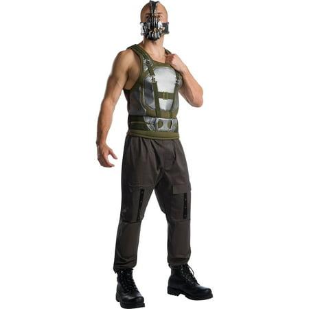 Bane Halloween Costume Diy (Halloween Men's Bane Adult)