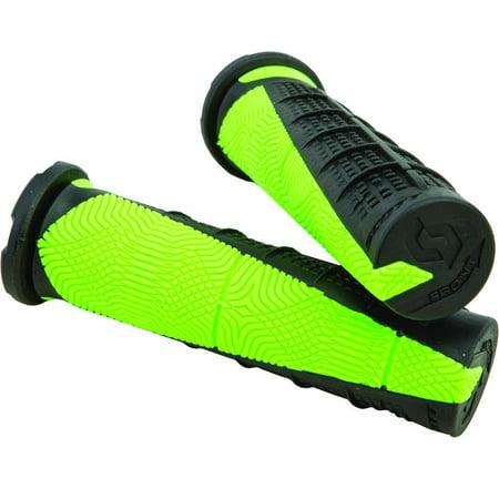 Scott USA 217892-5043 Deuce Grips - Neon (Scott Usa Grips)