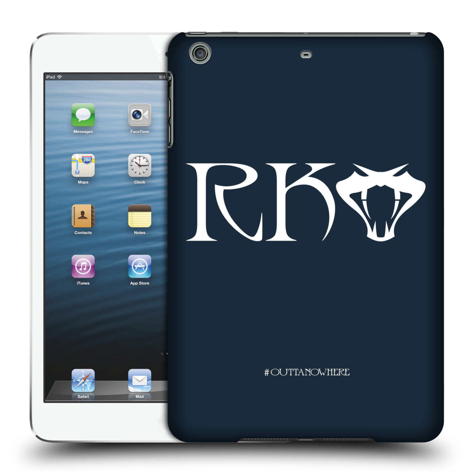 OFFICIAL WWE RANDY ORTON HARD BACK CASE FOR APPLE IPAD