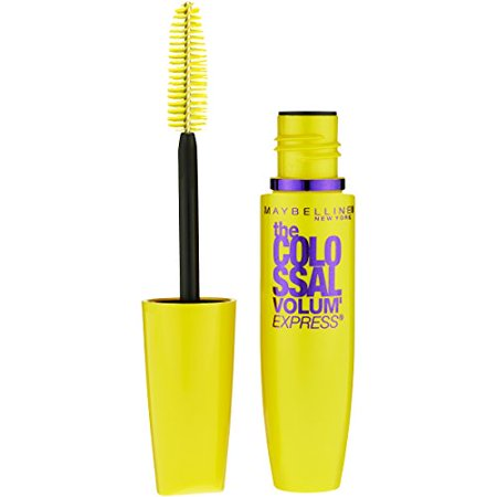 Maybelline Makeup Volum' Express The Colossal Washable Mascara, ()