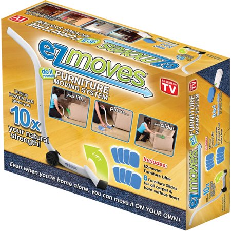 As Seen on TV EZ Moves Furniture Mover. As Seen on TV EZ Moves Furniture Mover   Walmart com