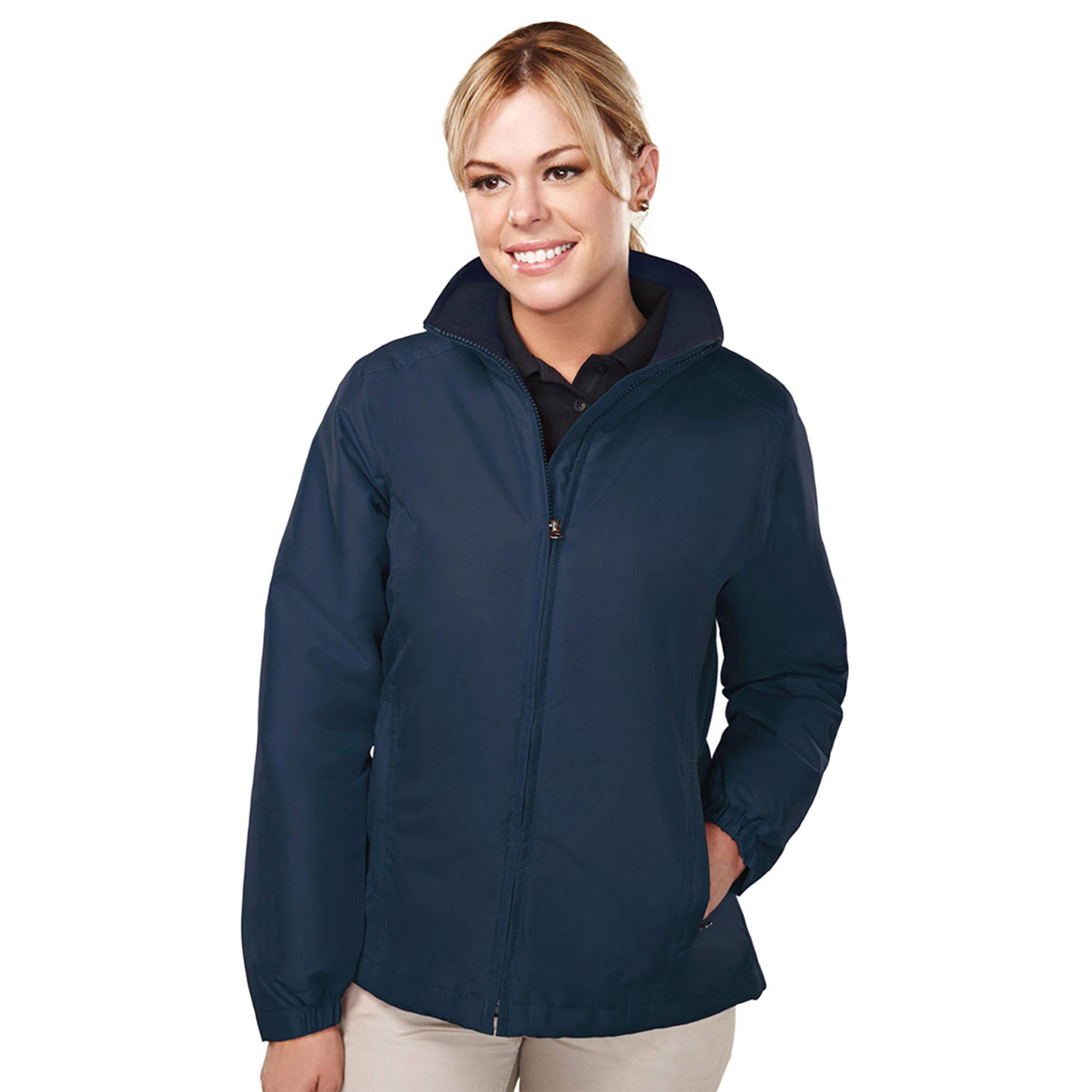 Tri-Mountain Women's Three Season Shell Jacket