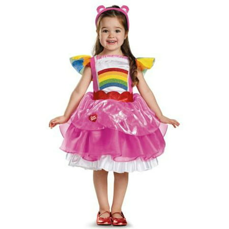 Cheer Bear Deluxe Tutu Toddler Halloween Costume