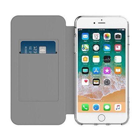 huge selection of 16dcf 670cf Incipio NGP Folio Case with Card Slot for iPhone 8 Plus & iPhone 7 6 6s Plus
