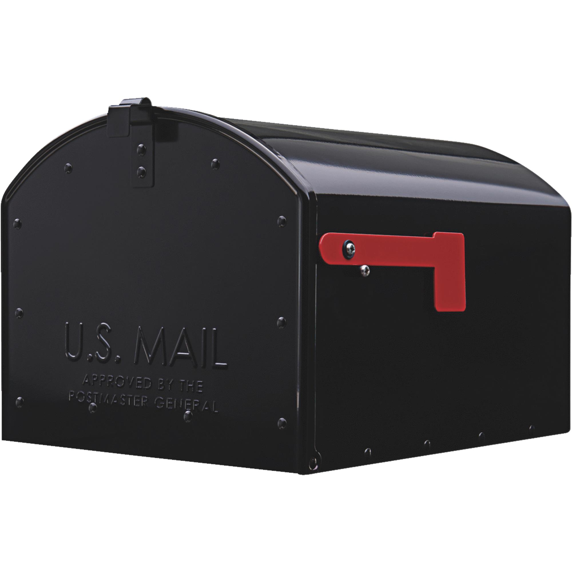 Gibraltar Mailboxes Storehouse Post Mounted Mailbox by Solar Group