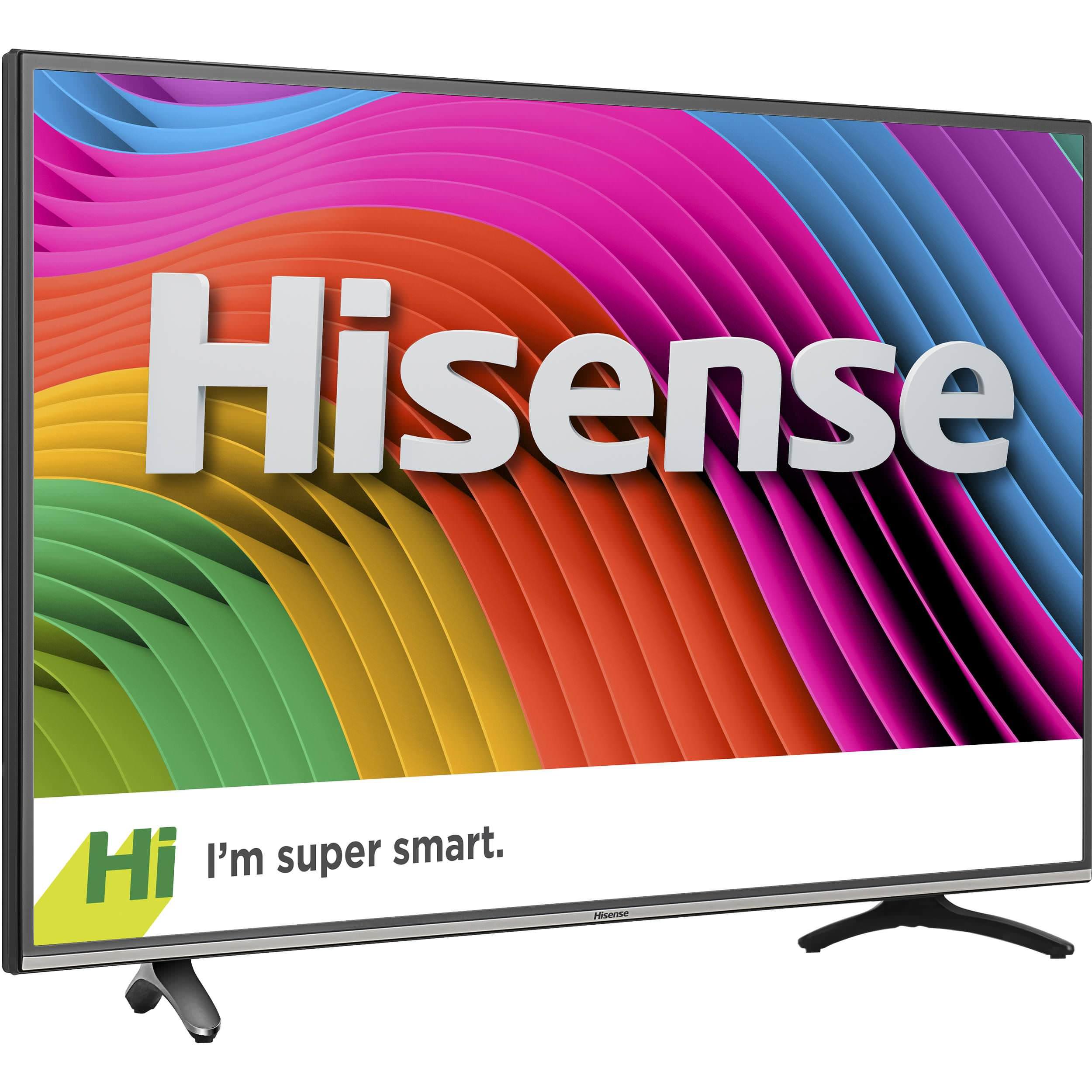 """Hisense H7D-Series 50""""-Class HDR UHD Smart LED TV 50H7D"""