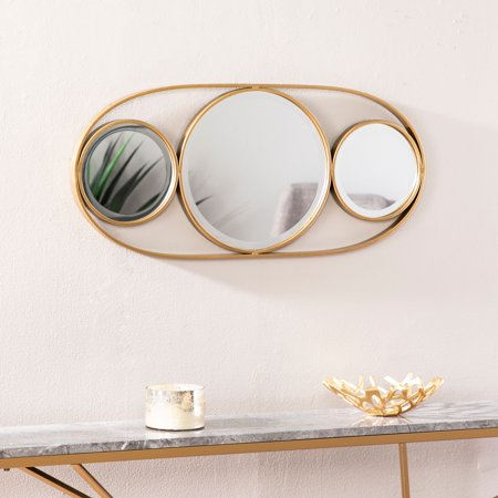 Lael Decorative Accent Mirror, Glam, Mirror